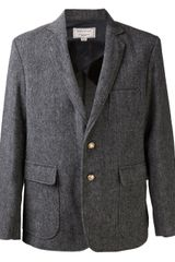 Maison Kitsuné Two Button Jacket - Lyst