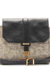 Marc By Marc Jacobs Leather Accented Mini Messenger Bag - Lyst