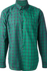 Marc By Marc Jacobs Plaid Shirt - Lyst