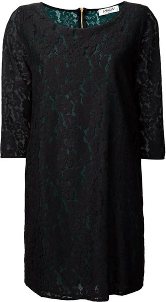 Sam & Lavi Floral Lace Dress - Lyst