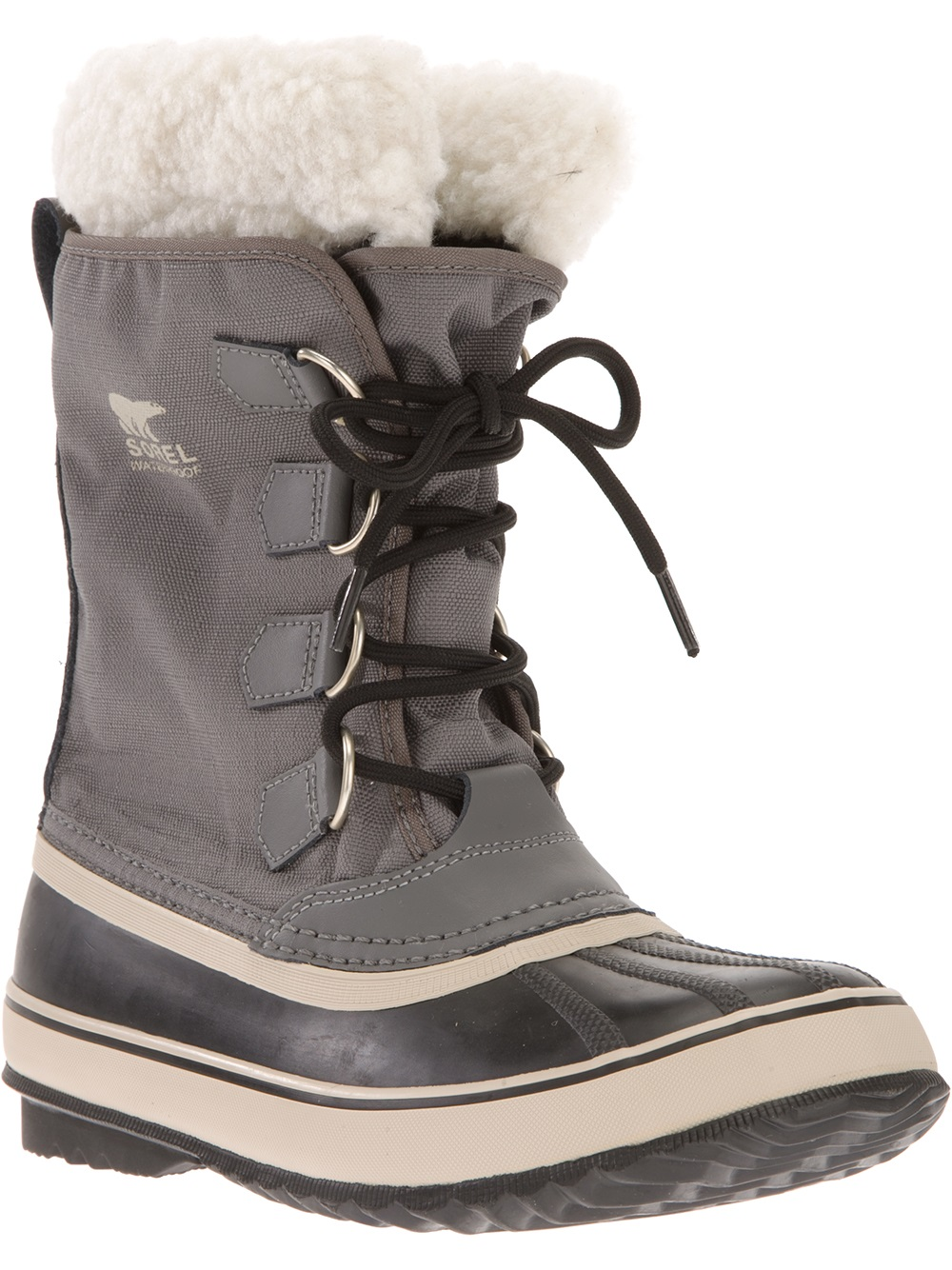 Lyst Sorel Winter Carnival Boot In Gray