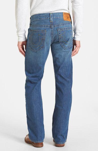true religion jeans men 39 s skinny bootcut slim jeans. Black Bedroom Furniture Sets. Home Design Ideas