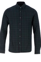 Valentino Checked Shirt - Lyst