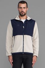 Penfield Salton Fleece Jacket in Navy - Lyst