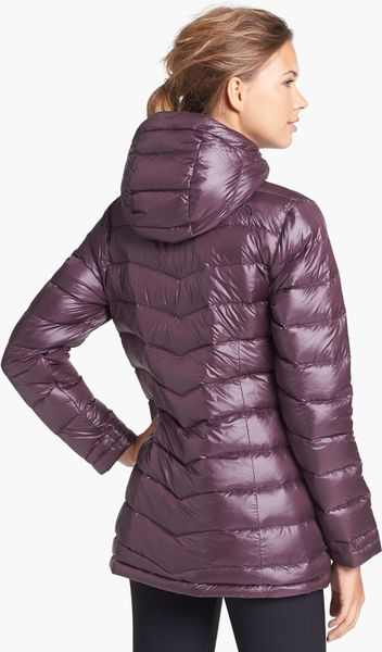 Purple North Face Down Jacket Northface Discount North Face Down Coats Italy