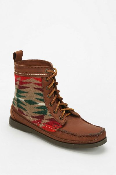 Urban Outfitters Shoes Samosa Laceup Boot In Brown Lyst