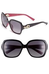 Dior 57mm Polarized Sunglasses - Lyst