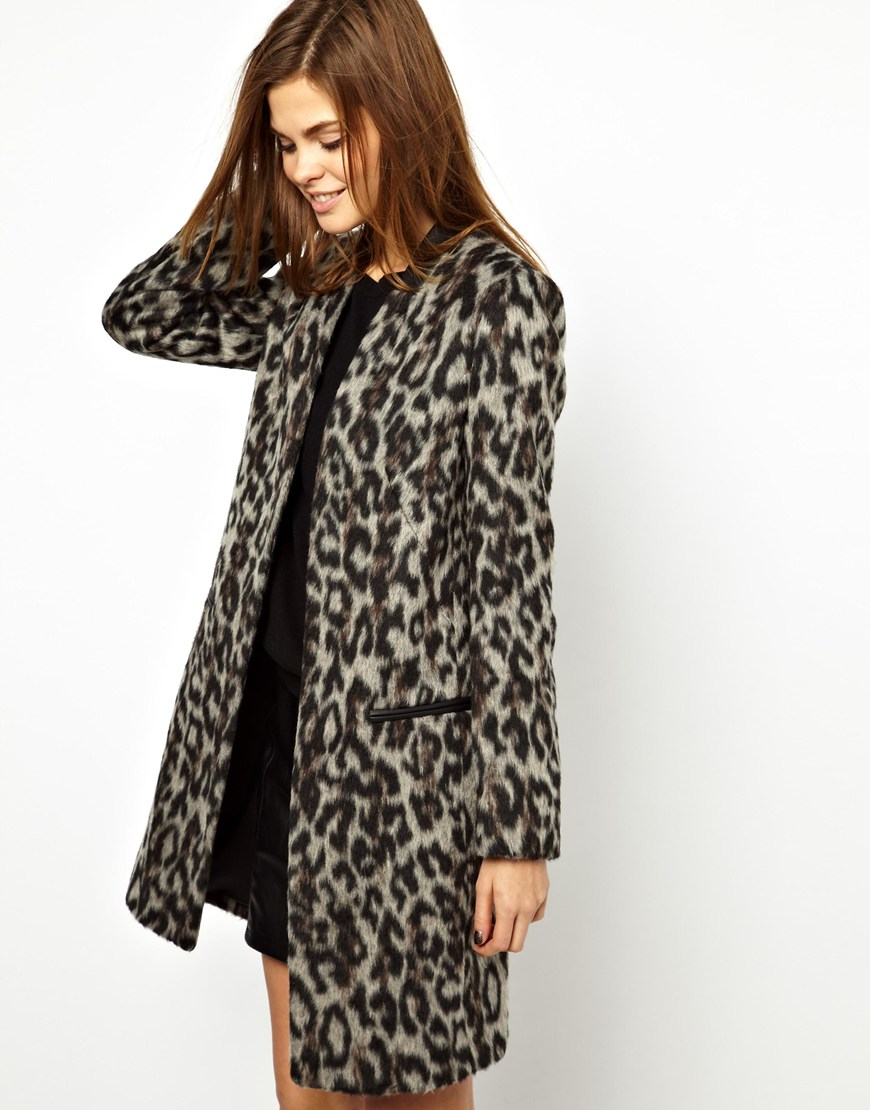 Shop for leopard coat online at Target. Free shipping on purchases over $35 and save 5% every day with your Target REDcard.