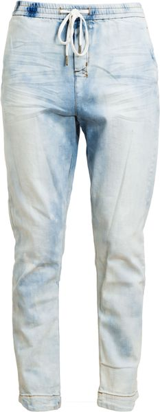 Ksubi Denim Sweatpants - Lyst