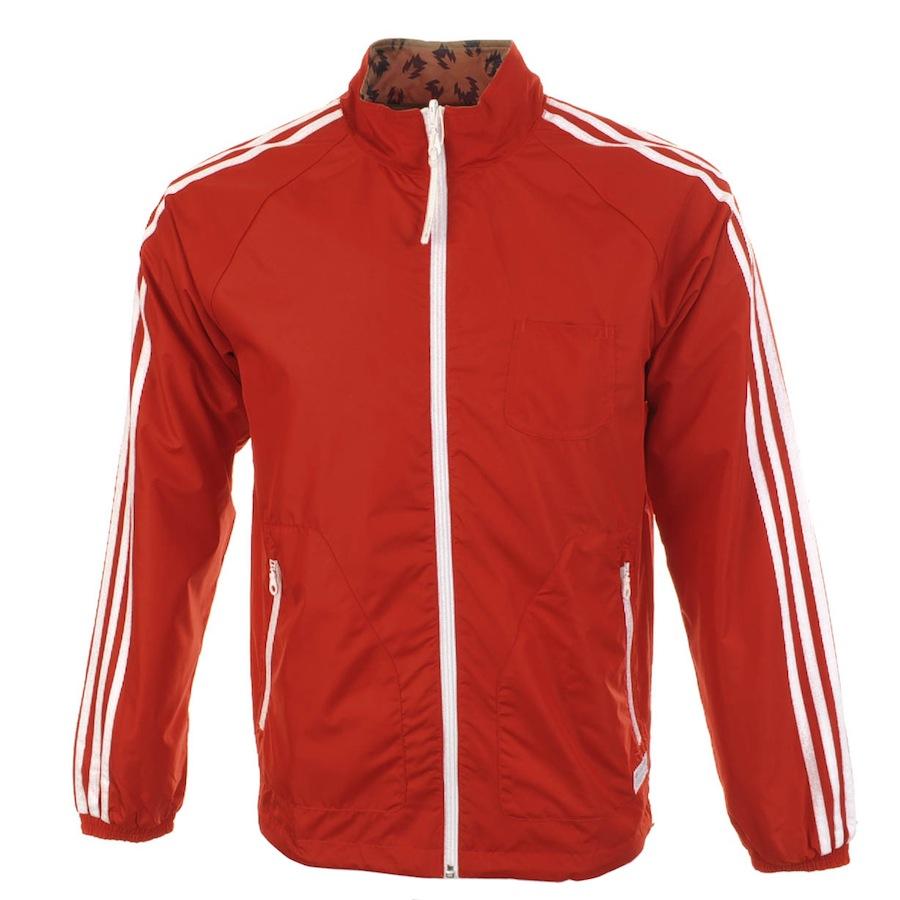 adidas originals jacket red wwwimgkidcom the image