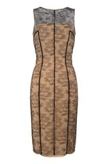 Amanda Wakeley Yasmin Short Dress - Lyst