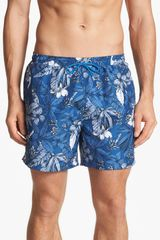 Boss by Hugo Boss Piranha Swim Trunks - Lyst