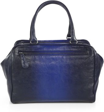 Bottega Veneta Medium Ombre Satchel - Lyst