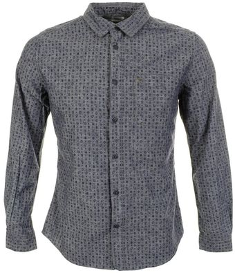 Diesel Sermon Shirt Blue - Lyst