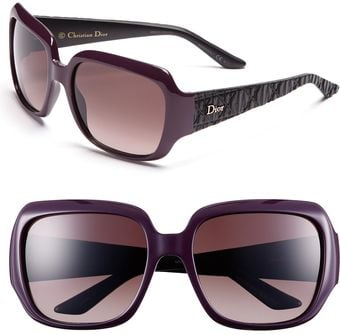 Dior Classic 57mm Sunglasses - Lyst