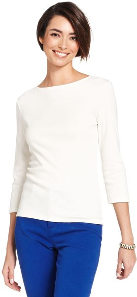 Jones New York Top - Lyst