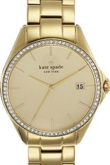 Kate Spade Seaport Stainless Steel Watch - Lyst