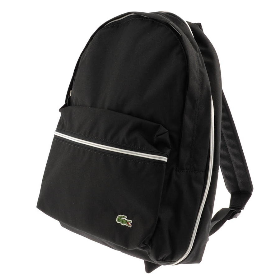 Lyst Lacoste Small Backpack Bag In Black For Men