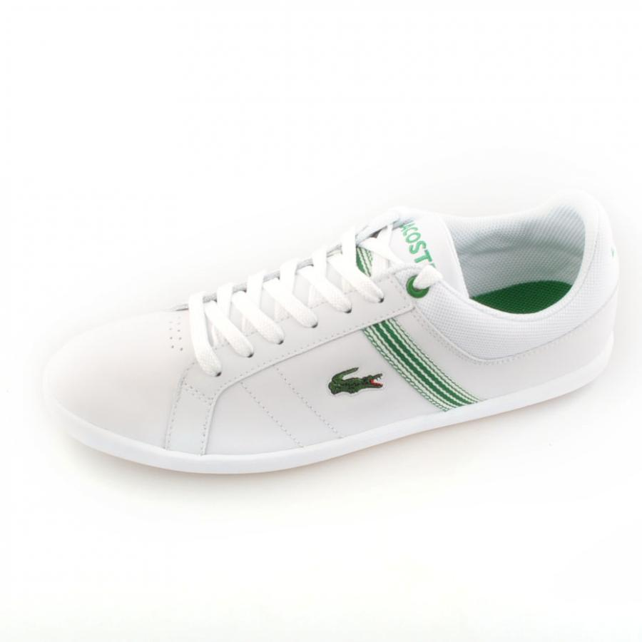 c271e859d7bc30 Lacoste Evershot Cre Spm Trainers in White for Men - Lyst