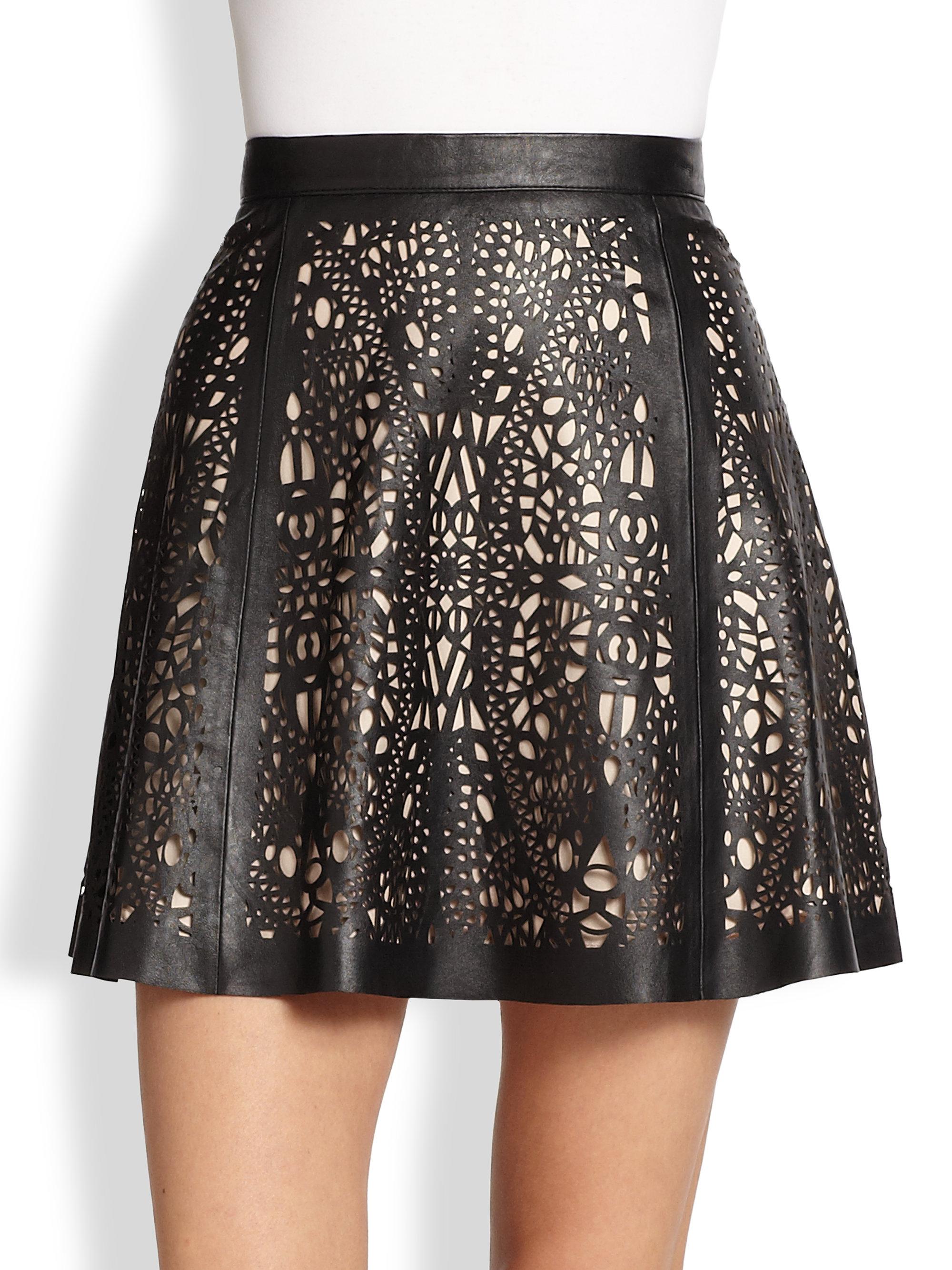 buy leather skirt dress