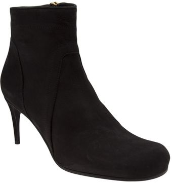 Rick Owens Leather Spike Boot - Lyst