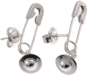 Vivienne Westwood Jubilee Earrings Sterling - Lyst