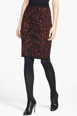 A.L.C. Ellwood Knit Pencil Skirt - Lyst