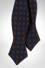 Polo Ralph Lauren Wool Challis Spencer Bowtie - Lyst
