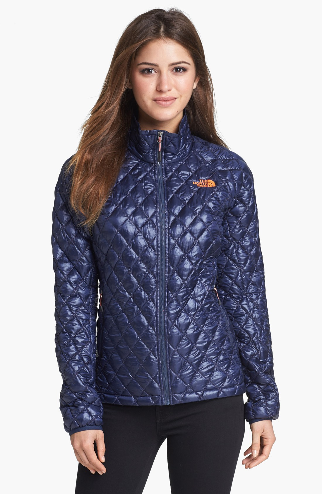 35bdb07fe6 the north face thermoball hooded parka women's - Marwood ...