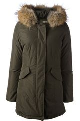 Woolrich Luxury Padded Parka - Lyst
