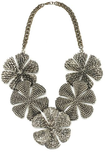 Anndra Neen Wildflower Necklace - Lyst