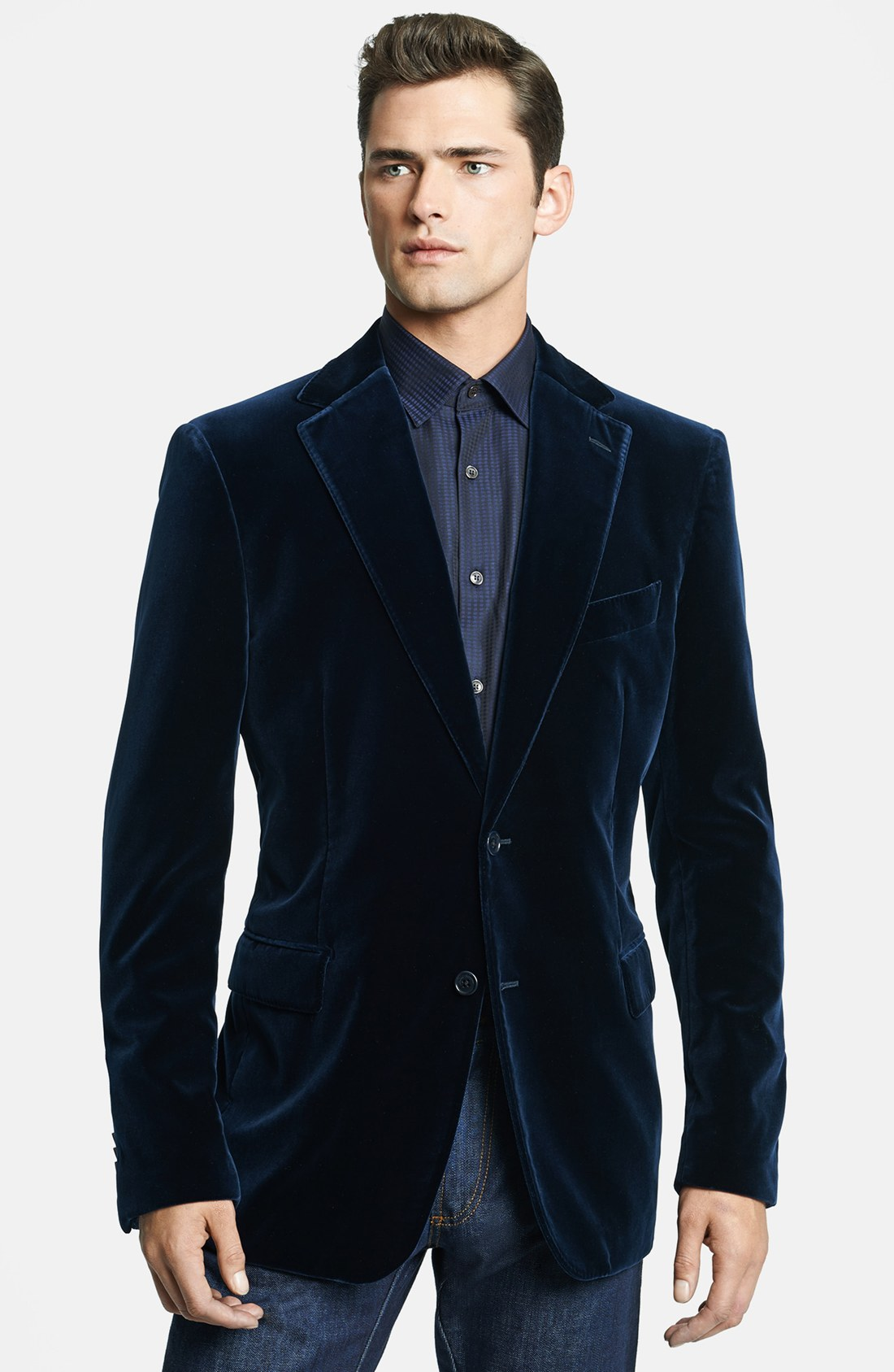 Shop eBay for great deals on Velvet Jacket Blazers & Sport Coats for Men. You'll find new or used products in Velvet Jacket Blazers & Sport Coats for Men on eBay. Free shipping on selected items.