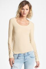 Free People Synergy Top - Lyst