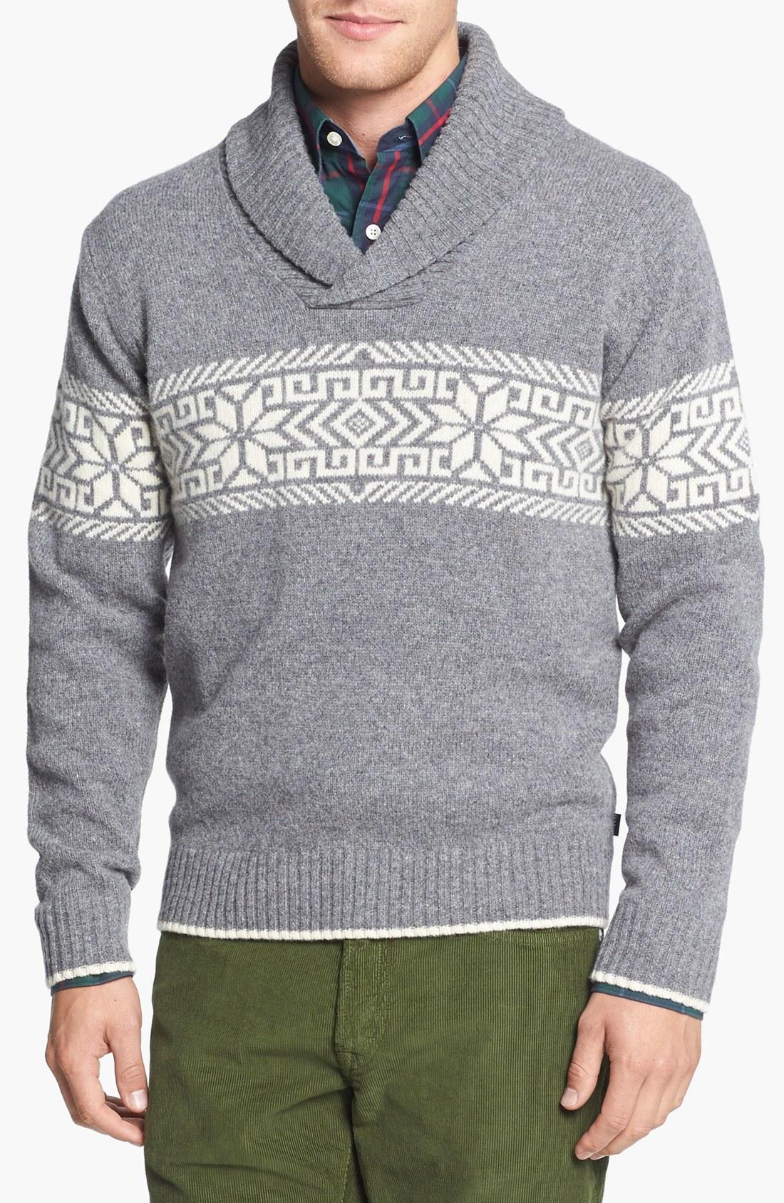 Ralph Lauren Snowflake Sweater
