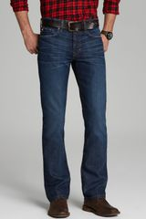 Joe's Jeans Amir The Rocker Bootcut Fit in Medium Blue - Lyst