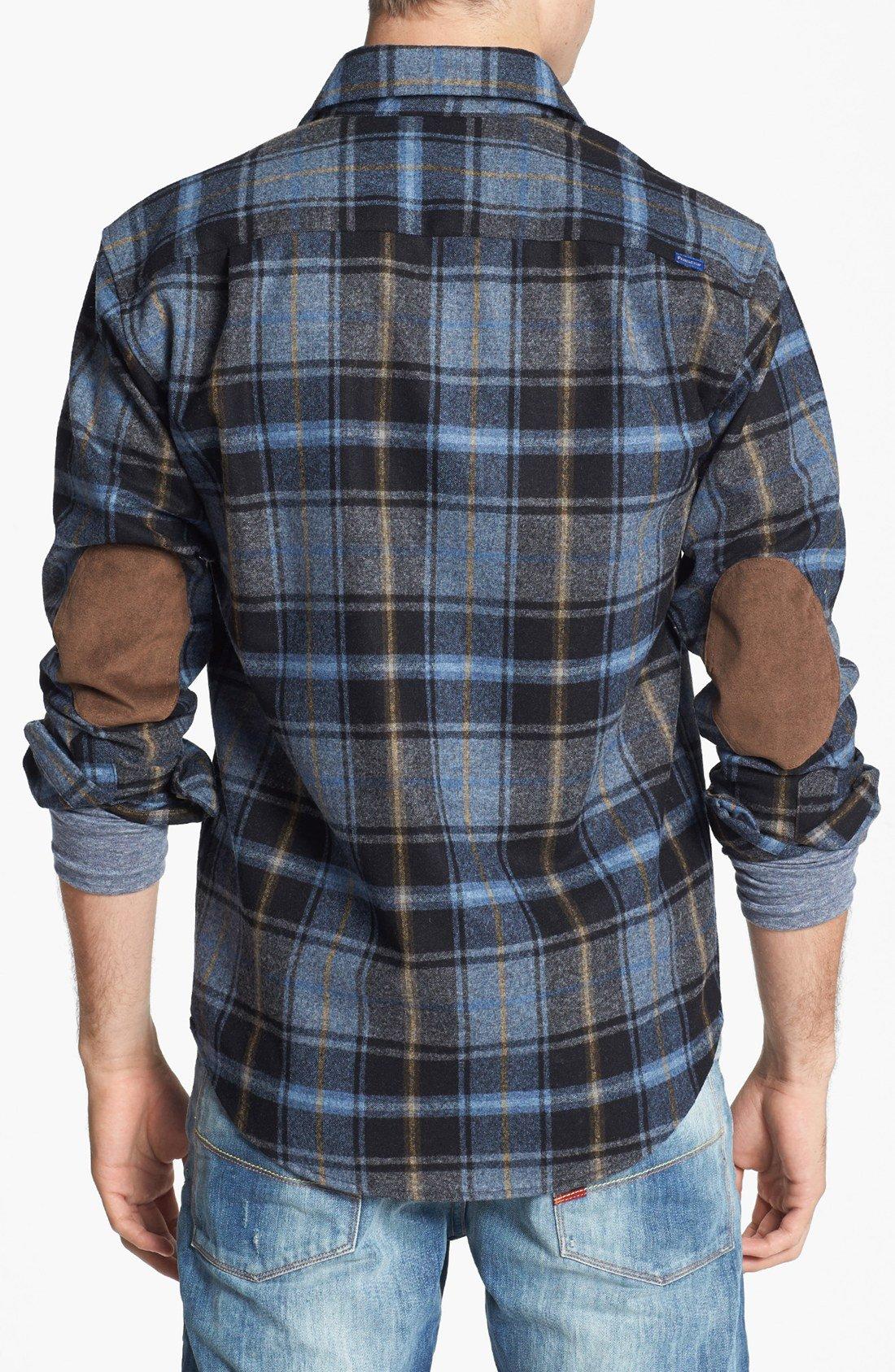 Mens Western Denim Shirt