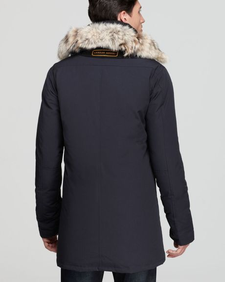 canada goose chateau parka black men's