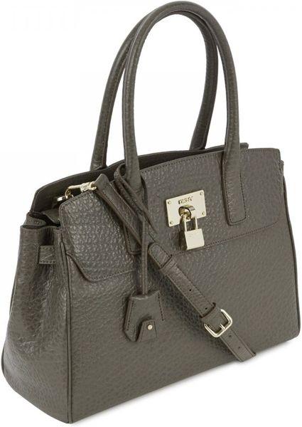 Dkny Pebbled Leather Shoulder Bag 33