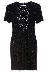 Emilio Pucci Cutout Detail Dress - Lyst