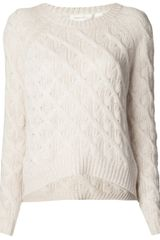 Inhabit Cashmere Crew Neck Sweater - Lyst