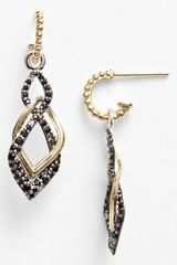 Lagos Nightfall Triple Drop Earrings - Lyst