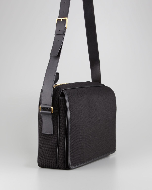flap shoulder bag - Black Tom Ford CVRMK
