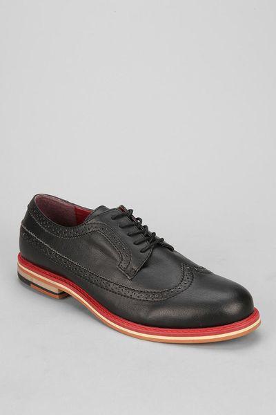 Urban Outfitters Hawkings Mcgill Popsole Longwing Shoe in Black for