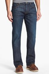 7 For All Mankind Brett Bootcut Jeans - Lyst