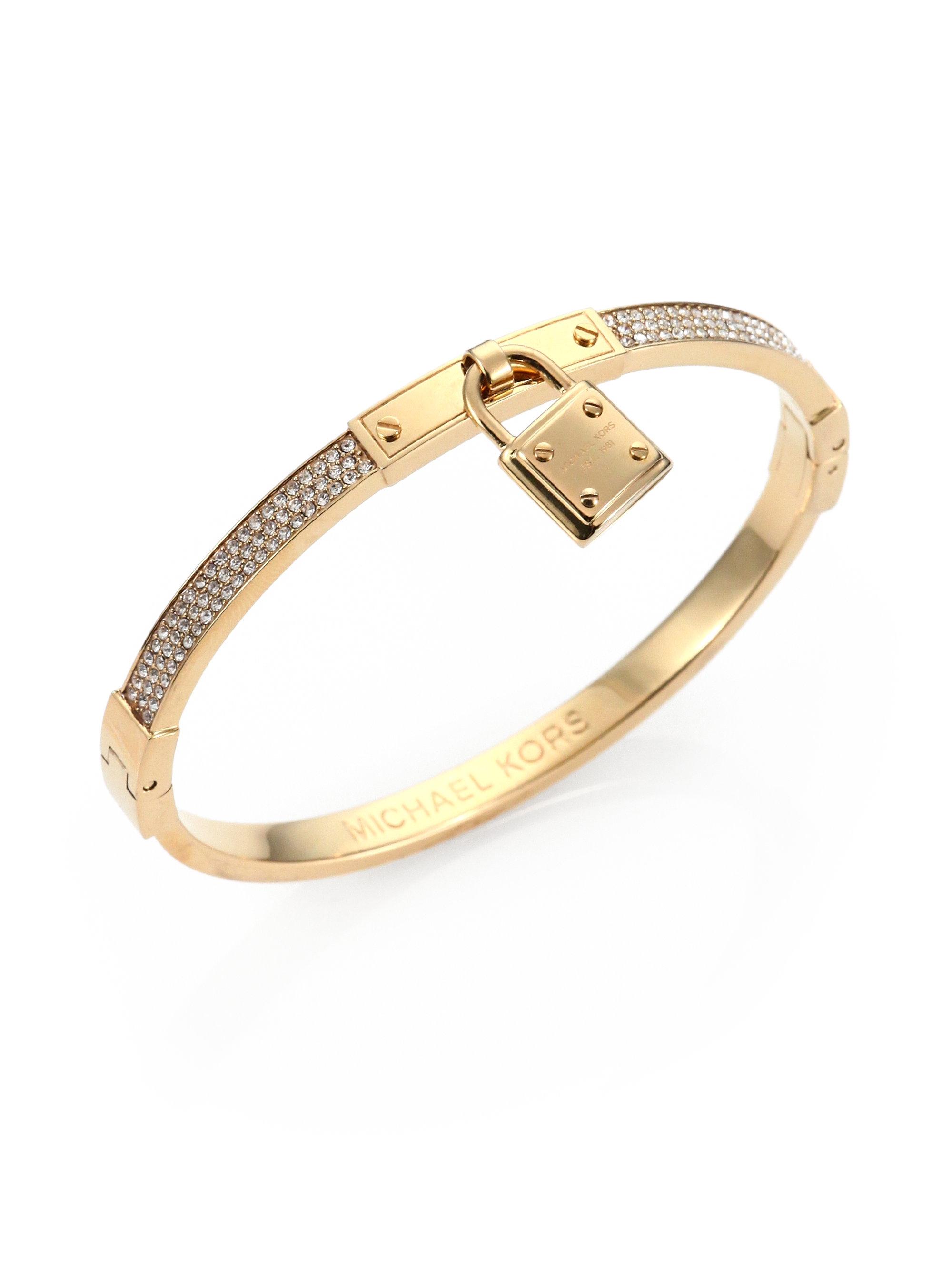 Gallery Previously Sold At Saks Fifth Avenue Women S Michael Kors Bangle