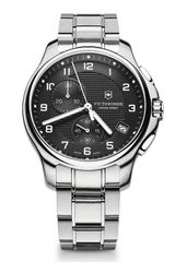 Victorinox Officers Chronograph Watch - Lyst