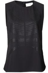 A.L.C. Asher Studded Top - Lyst