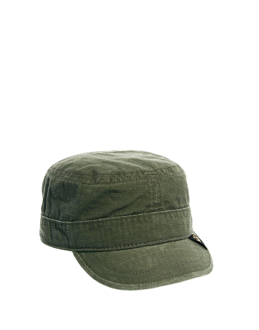 new balance goorin cadet cap in green for men lyst. Black Bedroom Furniture Sets. Home Design Ideas