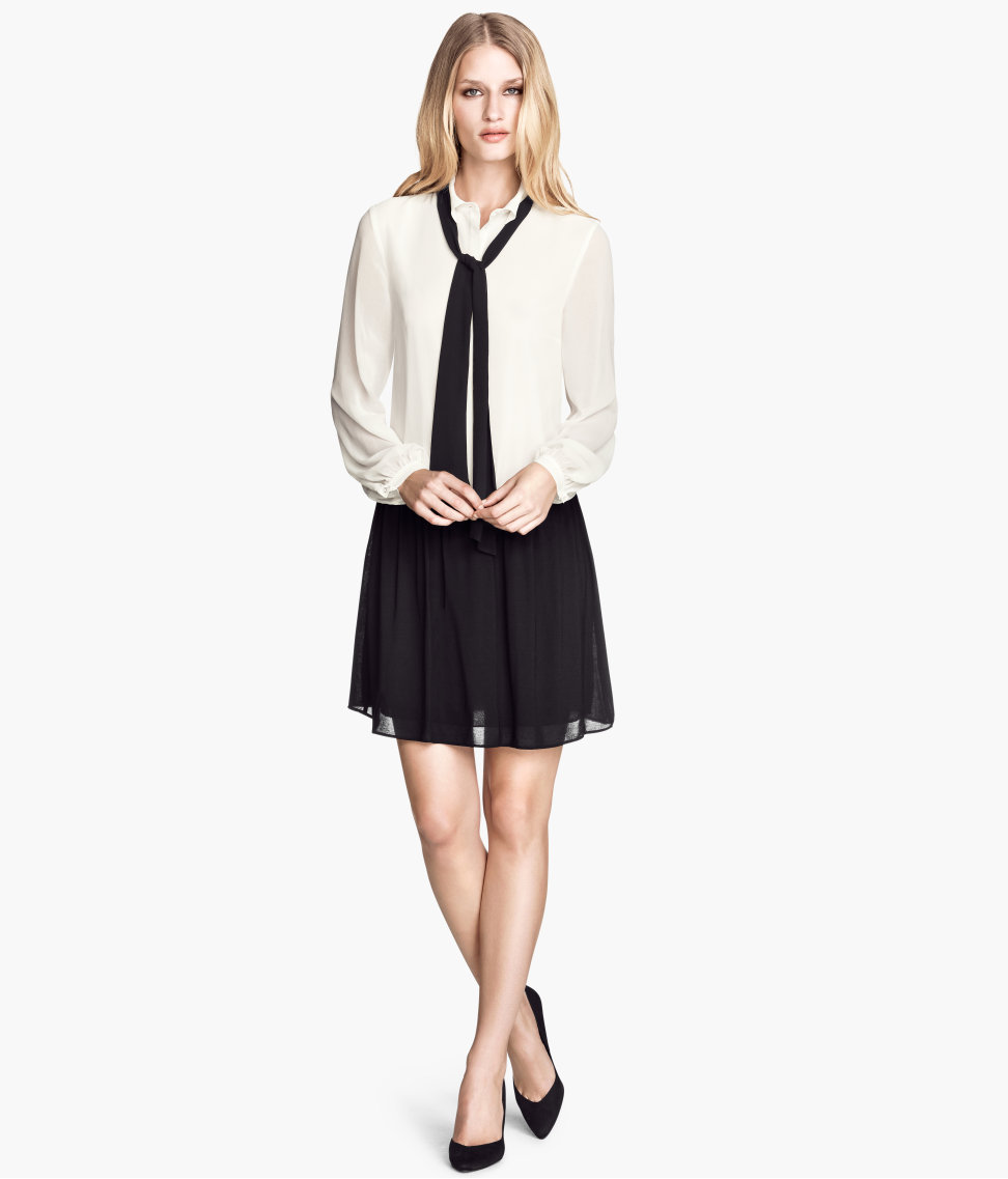 H m black dress uniform