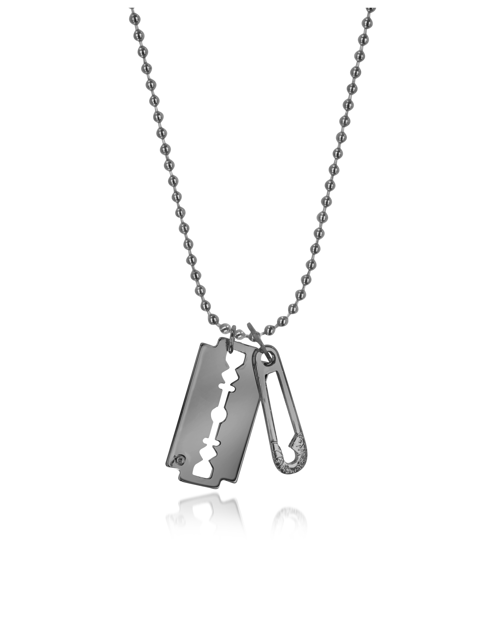 marc razor blade necklace meaning necklaces
